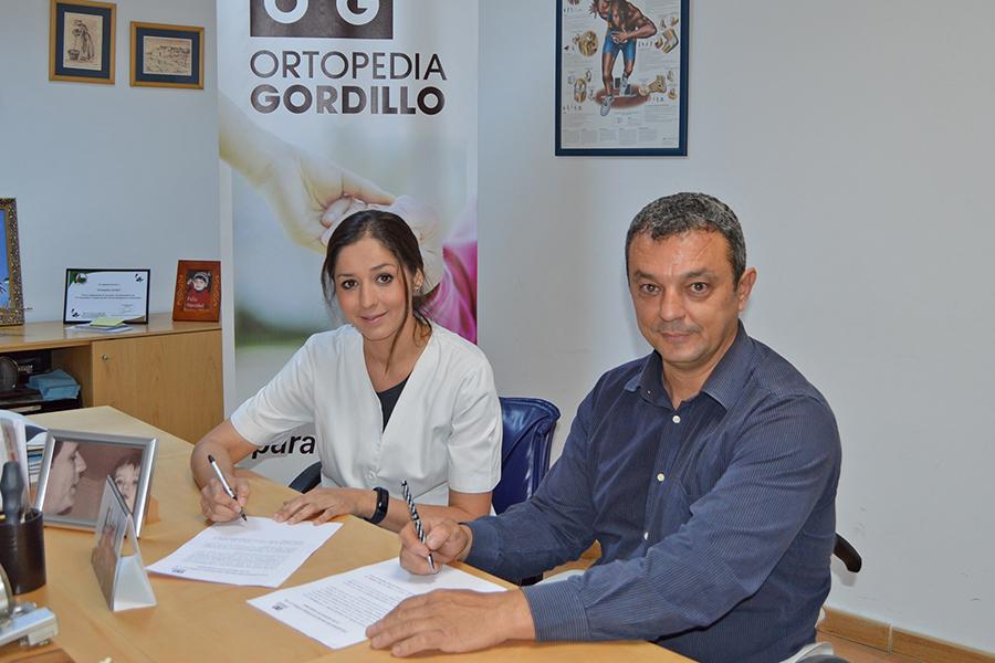 Ortopedia Gordillo fomenta el deporte para todos con el I Circuito de Pádel Adaptado