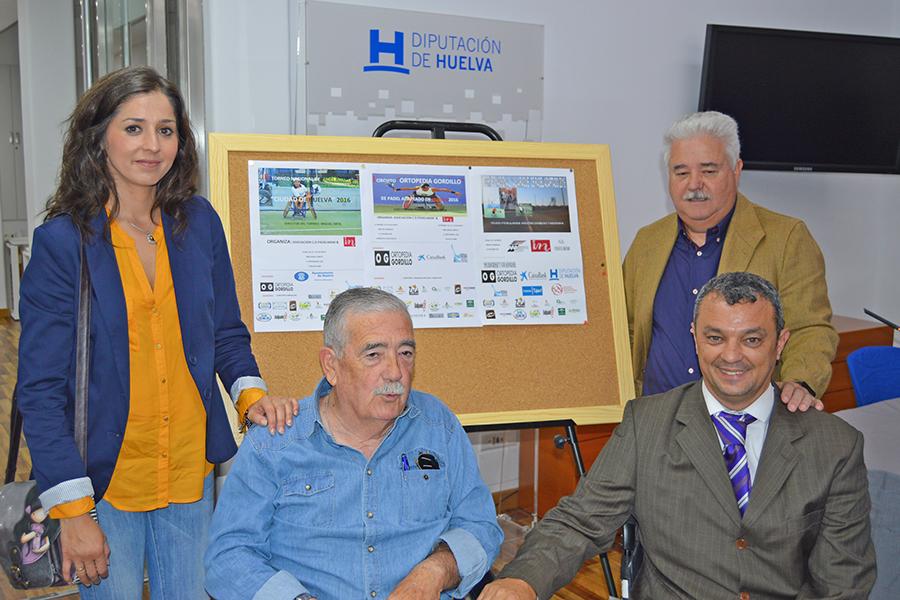 Ortopedia Gordillo promueve la práctica deportiva sin barreras con el I Circuito de Pádel Adaptado