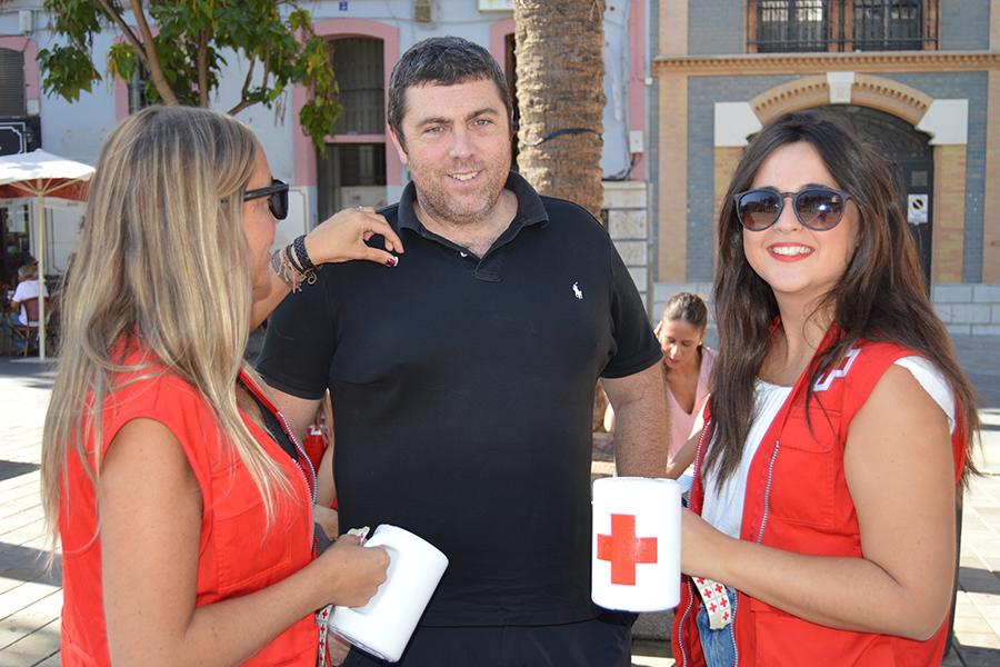 Ortopedia Gordillo dice 'Sí a la infancia' colaborando con el Día de la Banderita de Cruz Roja