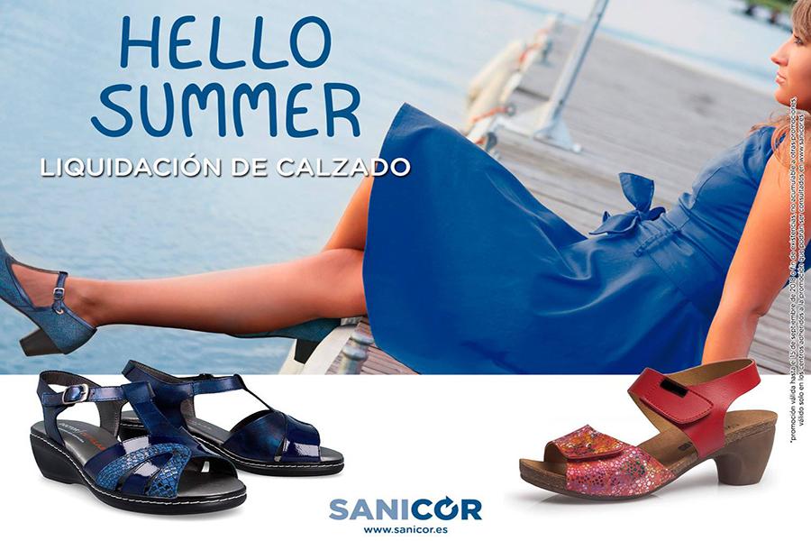 Aprovecha nuestras liquidaciones de verano en calzado