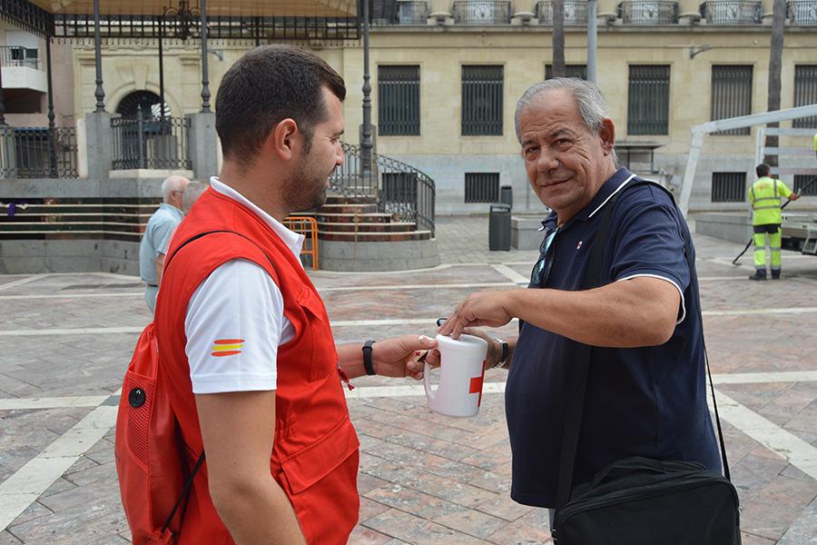 Ortopedia Gordillo ayuda a mejorar la calidad de vida de la infancia colaborando con el Día de la Banderita de Cruz Roja