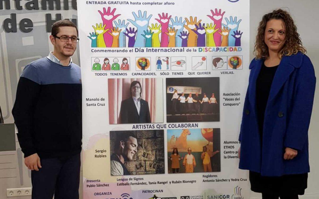 Ortopedia Gordillo te invita al II Festival Artístico para la Diversidad ETHOS