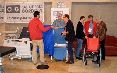 Ortopedia Gordillo – Sanicor Huelva expone sus últimas novedades en el 49 Congreso de la Sociedad Andaluza de Traumatología y Ortopedia