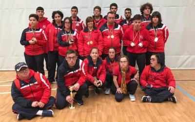 El CODA logra un botín de 31 medallas, 9 oros, 14 platas y 8 bronces, en el XXIII Campeonato de Andalucía de Atletismo