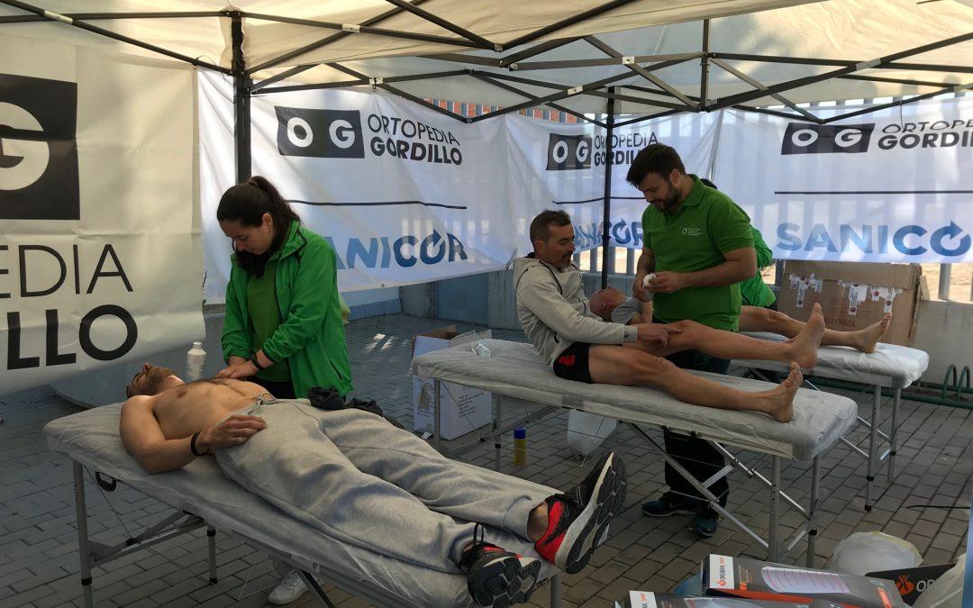 Un lustro ayudando a los ciclistas de la 'Huelva Extrema' a recuperarse