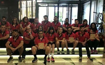El CODA conquista 16 medallas en el Campeonato de España de Atletismo FEDDI