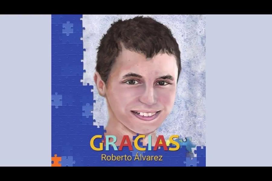 Roberto Álvarez estrena el videoclip de 'Gracias'