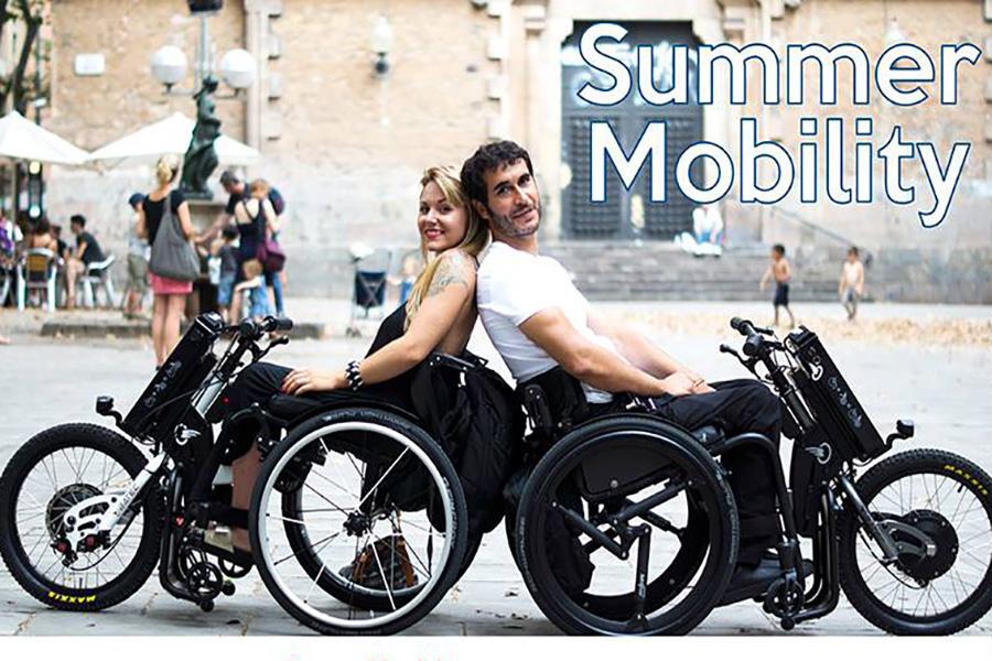 Aprovecha nuestra promoción Summer Mobility en soluciones de movilidad