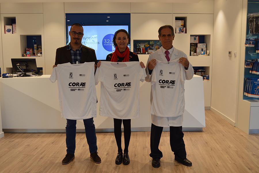 Ortopedia Gordillo equipa a los 650 jóvenes de las Escuelas Deportivas Municipales de Gibraleón