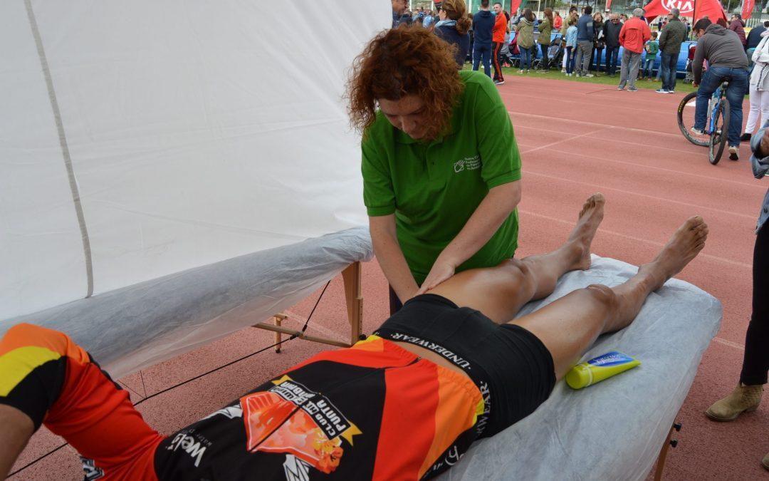 Profesionales de Ortopedia Gordillo ayudarán a recuperarse a los ciclistas de la 'Huelva Extrema' por cuarto año consecutivo