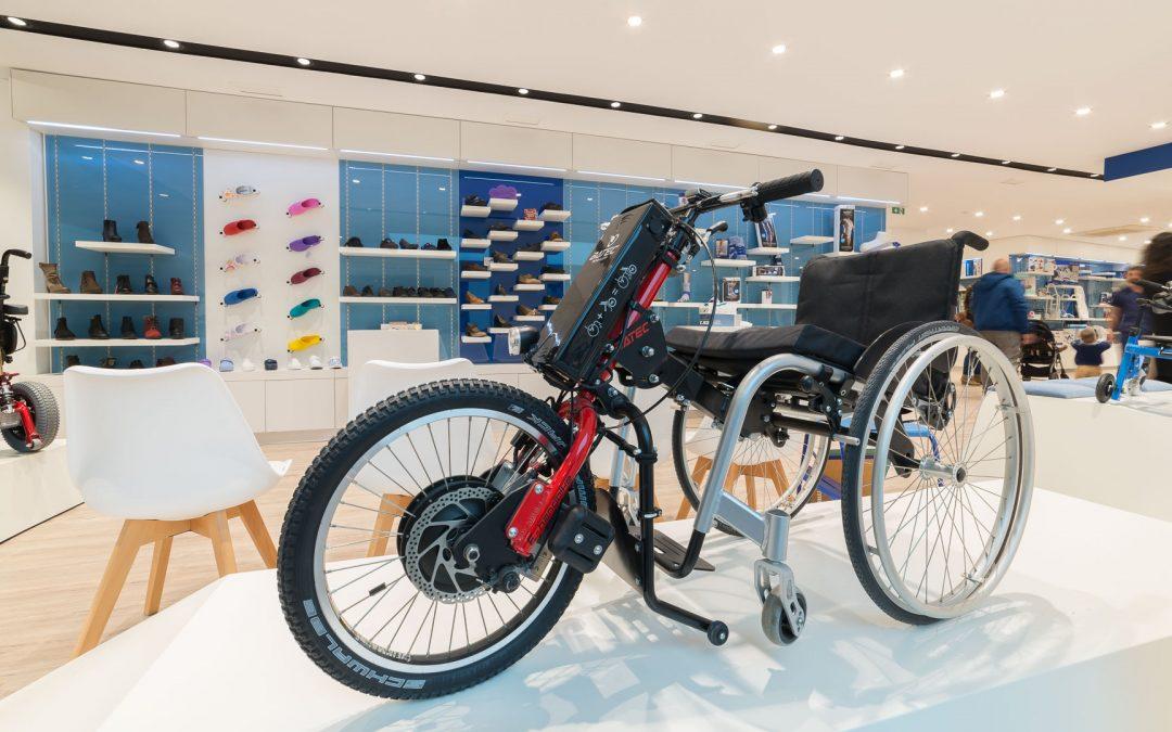Ortopedia Gordillo-Sanicor Huelva te ofrece las mejores soluciones en movilidad para personas con discapacidad de la mano de Batec Mobility