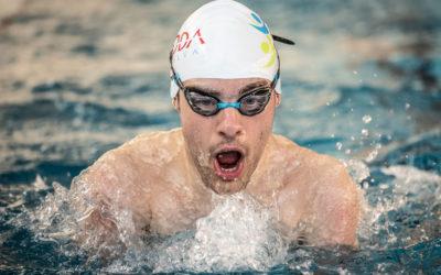 David Sánchez cierra la temporada con un sexto puesto y récord personal en los Campeonatos del Mundo de natación adaptada de Londres 2019