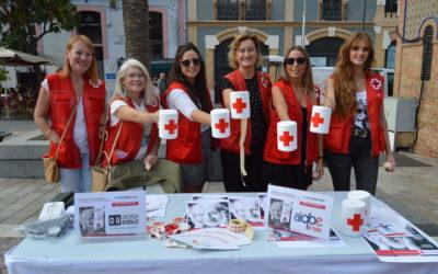 Ortopedia Gordillo ayuda a mejorar la calidad de vida de las personas mayores colaborando con el Día de la Banderita de Cruz Roja