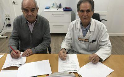 Ortopedia Gordillo y el CODA renuevan su alianza para promover la integración de las personas con diversidad funcional a través del deporte