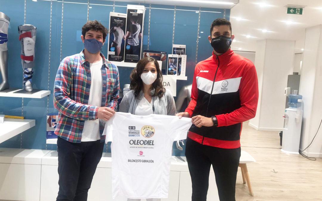 Ortopedia Gordillo-Sanicor Huelva y la Asociación Baloncesto de Gibraleón renuevan su colaboración para el fomento de valores