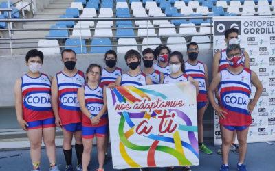 El CODA aspira a superar en Albacete las 16 medallas que logró en la última edición del Campeonato de España de Atletismo FEDDI